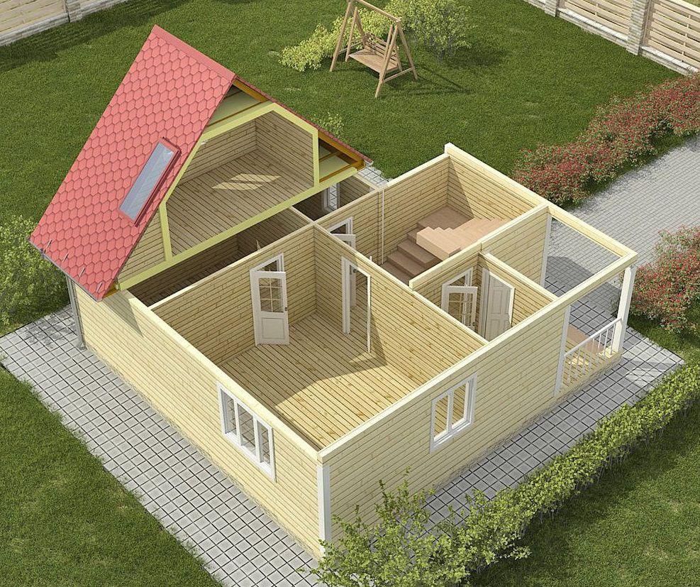 план дома с верандой фото объятий это один